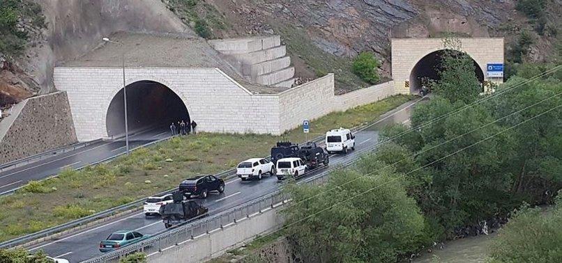 KARADENİZ'DE BÜYÜK PKK OPERASYONU