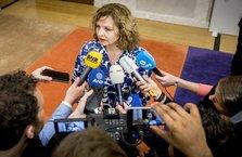 Hollanda'da kriz! Başlamadan bitti