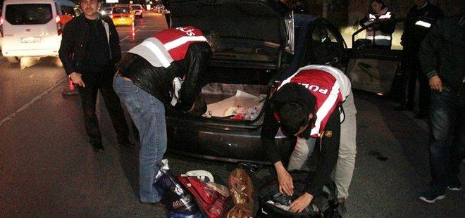 İSTANBUL'DA 5 BİN POLİSLE OPERASYON
