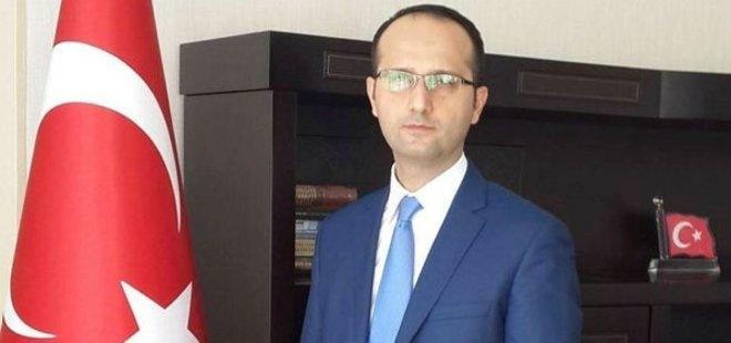 DİYARBAKIRVALİYARDIMCISIFETÖ'DEN TUTUKLANDI!