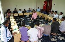 O ülkede Kur'an kurslarına büyük ilgi!