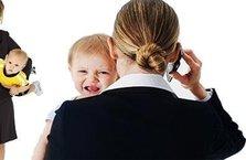 Çalışan anneye 1.540 lira