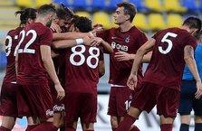Trabzonspor gol oldu yağdı!