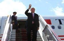 Erdoğan'dan dört ülkeye ziyaret