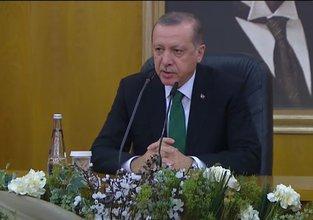 Erdoğan: Milletimiz partili cumhurbaşkanlığına sıcak bakıyor