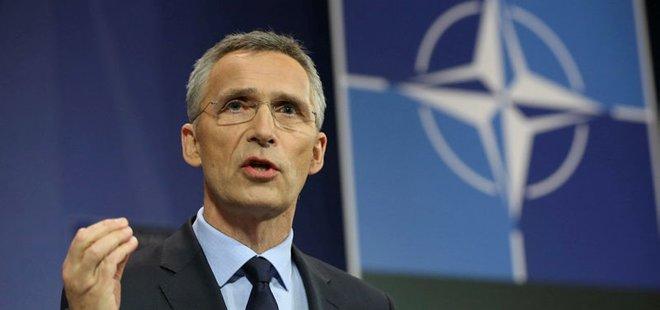 NATO GENEL SEKRETERİ STOLTENBERG'DEN TÜRKİYE AÇIKLAMASI