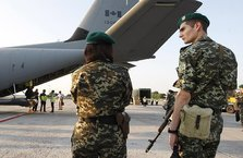 Kanada, kritik bölgeye askerlerini gönderiyor