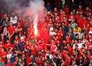 UEFA'DAN TÜRKİYE VE HIRVATİSTAN'A SORUŞTURMA!