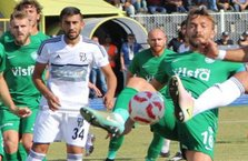 Kırklarelispor Büyükşehir Gaziantespor'u yendi