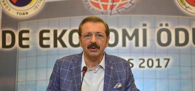 TOBB BAŞKANI'NDAN YERLİ OTO MÜJDESİ!