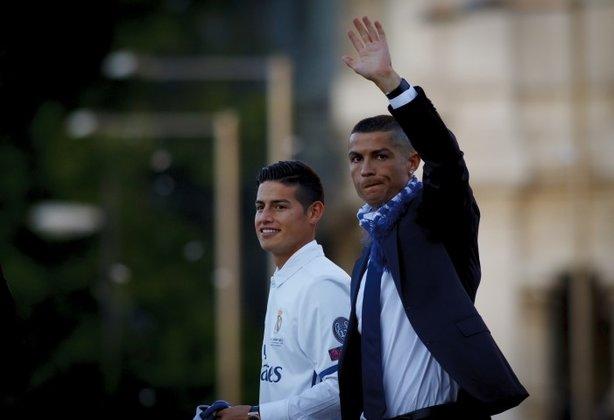 Ronaldo Real Madrid'den ayrılıyor