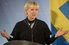 İsveç Dışişleri Bakanı'ndan skandal ifadeler: Türkiye üzerindeki baskıyı arttırmalıyız