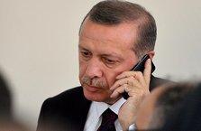 Cumhurbaşkanı liderlerle telefonda görüştü