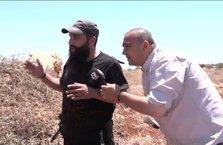 A Haber ekibine Afrin'de ateş