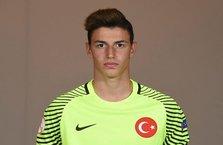Avrupa 17 yaşındaki Türk kalecinin peşinde