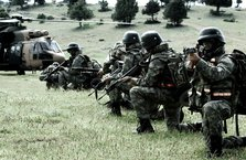 Komando birliklerine yeni atama