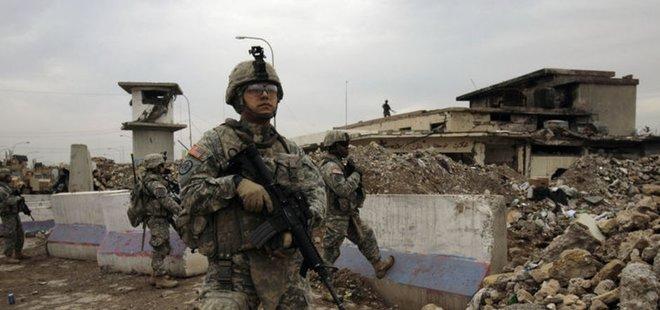 KUZEY IRAK'TA 2 ABD ASKERİ ÖLDÜ