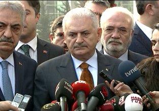 Başbakan Yıldırım'dan 'erken seçim' açıklaması