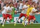 EURO 2016'DA SON 16 TURUNUN İLK EŞLEŞMESİ; İSVİÇRE - POLONYA
