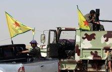 Yaralanan PKK'lı teröristlerin tedavisi Esad'dan