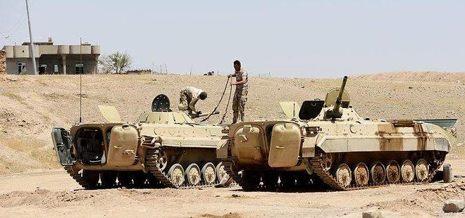 ABD'DEN IRAK'A 12 YILDA 22 MİLYAR DOLARLIK SİLAH SATIŞI