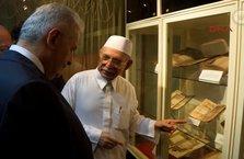 Başbakan, Singapur'da tarihi camiyi ziyaret etti