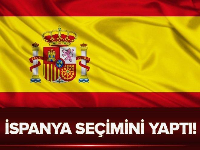 İspanya'daki seçimlerden ilk sonuçlar