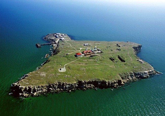 İşte Karadeniz'deki adalar...