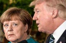 Angela Merkel, Donald Trump'a 'yol gösterdi'