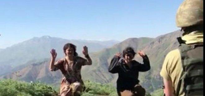 TESLİM OLAN TERÖRİSTLERİYLE İFADELERİ PKK'NIN YALANINI ORTAYA ÇIKARDI