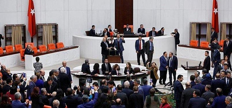 TBMM'DE 9'UNCU MADDE KABUL EDİLDİ