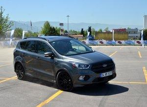 Ford yeni modelleri Kuga ve Ranger'ı Kocaeli'de tanıttı