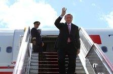Erdoğan, kritik ziyaret için hareket etti
