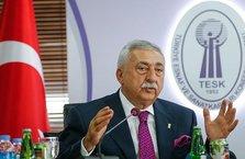 TESK Genel Başkanı: Trafik sigortası primlerinde beklenilen indirim gerçekleşmedi