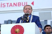 Erdoğan'ın 'Arena' çağrısına ilk yanıt