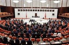 Anayasa değişiklik teklifinin 16. maddesi kabul edildi
