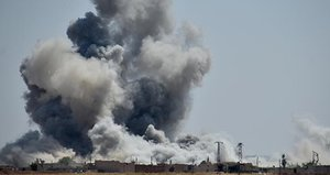 Suriyede 168 DEAŞ tankeri vuruldu