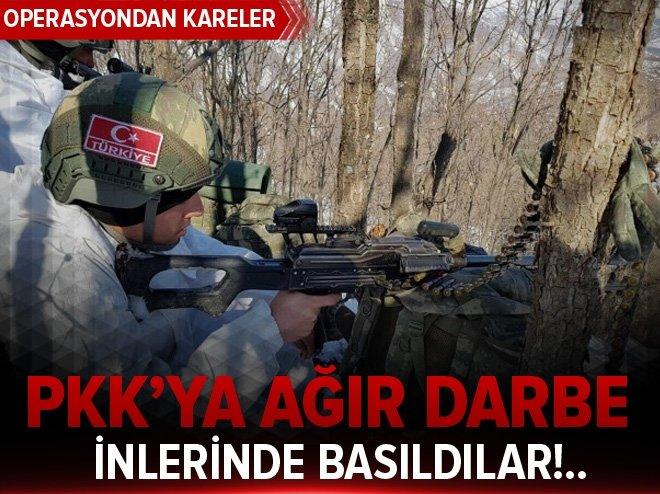 PKK'ya ağır darbe! Neye uğradıklarını şaşırdılar