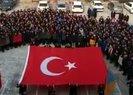 KONYA MERAM ANADOLU LİSESİ ÖĞRENCİLERİNDEN 'KOMANDO MARŞI'