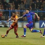 Kardemir Karabükspor - Galatasaray maçından kareler