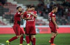 Gaziantepspor tek golle turladı