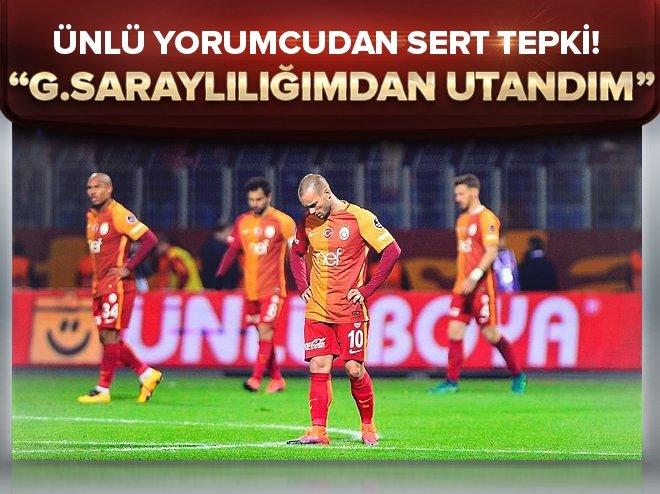 """Hıncal Uluç: """"Galatasaraylılığımdan utandım"""""""