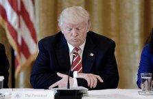 Trump: Bende kayıt yok!