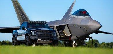 2017 F-150 Raptor F-22 Concept