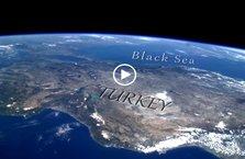 İşte Türkiye'nin uzaydan çok özel görüntüleri