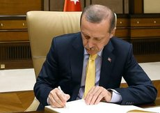 Erdoğan, Danıştay ve Yargıtay düzenlemesini onayladı