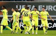 Konyaspor, Gent'e kaybetti