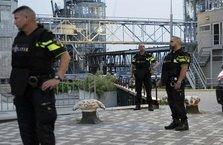 Rotterdam'da konserde terör alarmı