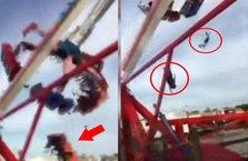Lunaparkta feci kaza: 1 ölü, 7 yaralı