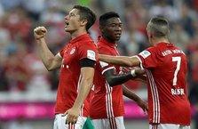 Bayern Münih gol oldu yağdı